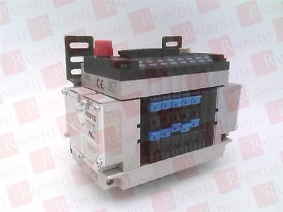 FESTO ELECTRIC 10P-10-8A-N2-R-H-6JLL-GAPU (Used, Cleaned, Tested 2 year warranty