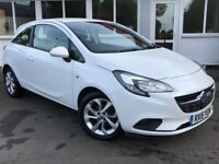 Vauxhall Corsa 1.2I EXCITE 70PS (white) 2015