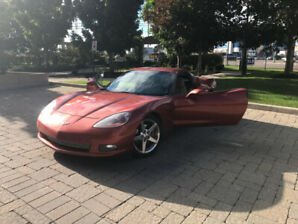 2005 Chevrolet Corvette Heads Up Display,, Removable Roof