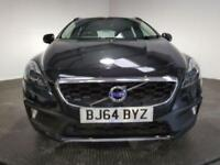 2014 64 VOLVO V40 1.6 D2 CROSS COUNTRY LUX 5D AUTO 113 BHP DIESEL