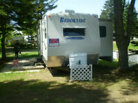"34"" Brookside Travel Trailer"