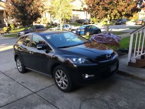 2009 Mazda CX-7 Loaded GT Black SUV, Crossover