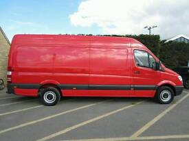 Man and Van Service in South west London, Luton van with Tail Lift