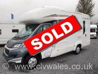 Auto-Trail Imala 615 *** SOLD *** MANUAL 2017