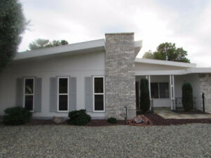 "3 bedroom ""Sun City Beauty - recently remodeled"""