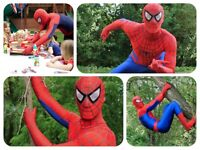 INTERACTIVE SPIDERMAN MASCOT special deal