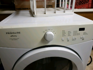 Frigidaire Heavy Duty Front Load Electric dryer