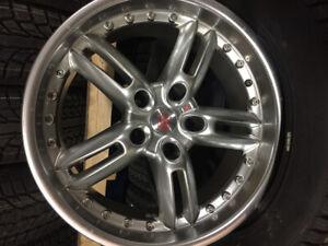 """USED! 18"""" BMW Replica Alloy Rims"""