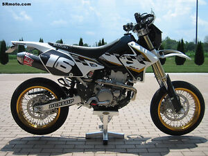 your 2015 DRZ-400SM