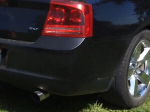 Dodge Charger R/T Rims and Tires