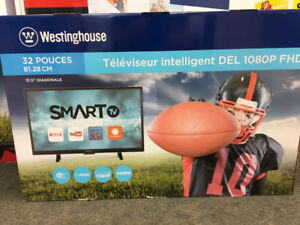 "32"" SMART 1080P WESTINGHOUSE HDTV"