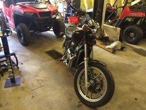 1985 Honda Shadow vtc500