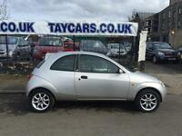 2008/58 FORD KA 1.3 ZETEC ONLY 31,000 MILES!! IDEAL FIRST CAR £2195