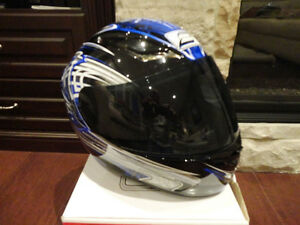 Zoan Revenge Helmet Size XS Blue w/4 Visors Included!! Brand New Kitchener / Waterloo Kitchener Area image 7
