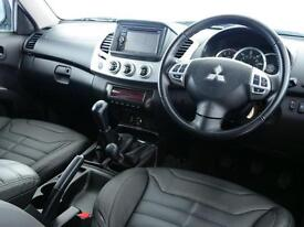 2015 Mitsubishi L200 2.5 DI-D CR Barbarian LB Double Cab Pickup 4WD 4dr