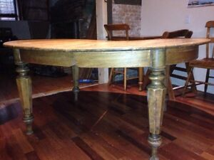 Project antique table