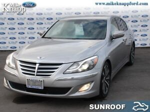 2012 Hyundai Genesis Sedan 5.0 R-Spec  - Navigation