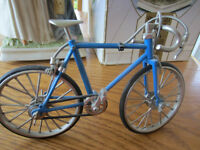 miniature racing bicycle
