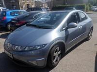 Honda Civic 2.2i-CTDi ES 5 DOOR - 2009 09-REG - 9 MONTHS MOT