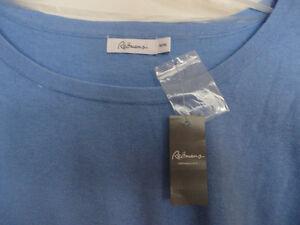 Women's Reitmans light blue cable knit sweater Size Medium NWT London Ontario image 2