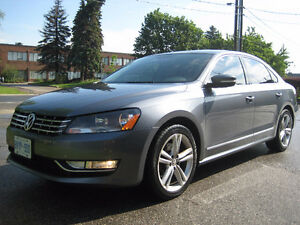 2014 Volkswagen Passat HIGHLINE Sedan