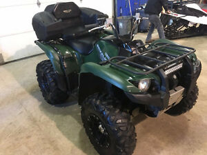 2014 700 Grizzly with lots of extras