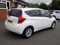 2015 15 NISSAN NOTE 1.2 ACENTA 5DR * ONLY 6,000 MILES *