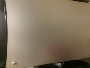 GE Stainless Steal Bar Fridge, Reduced