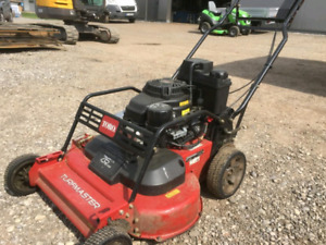 "WANTED  Toro Turfmaster 30"" Mower"