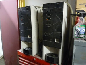 Machine à café commerciale