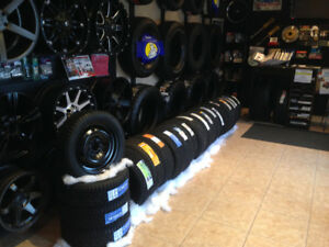 Winter Tire & Wheel Packages @ AUTO TRAX  647 347 8729