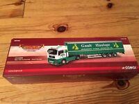 Corgi Lorry Gault Haulage CC13428 Warehousing Storage Distribution LTD