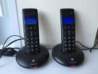 2X BT Cordless Home Phones