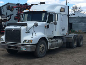 Low Mileage 2005 International 9400i