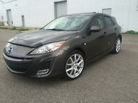 2010 MAZDA 3 SPORT BLUETOOTH MAGS TOIT