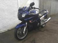 2004-04 Yamaha FJR 1300 Sports Tourer Metallic Blue