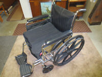 Breezy EC 2000 General Use Wheelchair