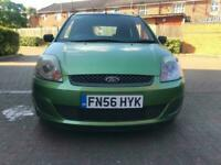 Ford Fiesta 1.6 Petrol 5 Doors 2006 Automatic Hpi Clear Low 49K Mileage