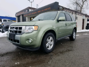 2010 FORD ESCAPE (LIMITED)Hybrid(SOLD)