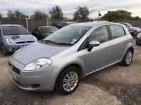 FIAT GRANDE PUNTO 2008 1.4 ELEGANZA PETROL - MANUAL - LOW MILEAGE - LONG MOT