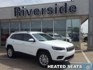 2019 Jeep Cherokee North  - Heated Seats - $216.00 B/W