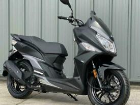 SYM JET 14 125cc Automatic Scooter Moped Learner Legal