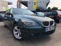 2006 BMW 530d SE Touring 3.0 Diesel Manual ** Full Leather Interior