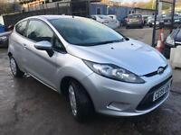 Ford Fiesta 1.25 New Shape 2009 Style +