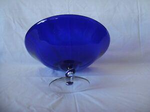 Vase de style Murano bleu(baisse de prix 25,00) Saguenay Saguenay-Lac-Saint-Jean image 6