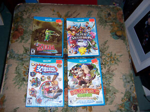 FOR SALE WII U GAMES FOR SALE,ALSO DISNEY INF IN ITY
