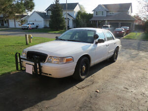 2009 Ford CROWN VIC P71 POLICE INTERCEPTOR