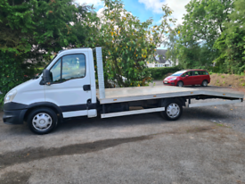 Iveco daily recovery auto