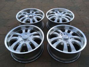 4 MAGS 18'' BP 5x135 / 5x139 DODGE RAM, FORD F150, EXPEDITION