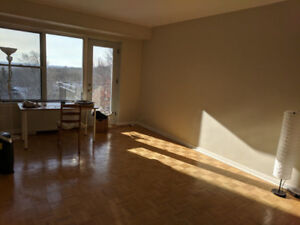 Lease transfer-Beautiful downtown 2 1/2 (Feb)